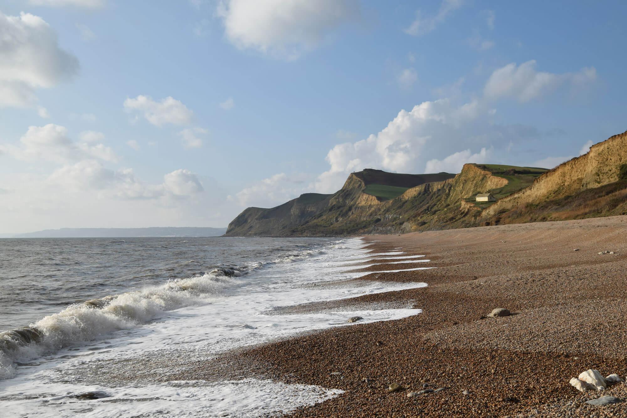 Eype Beach -